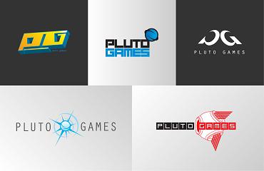 Pluto Games Logo