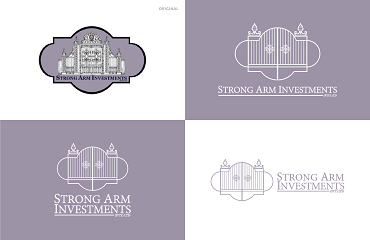 Strong Arm Investments Logo