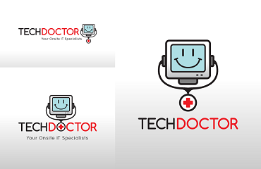 Tech Doctor Logo